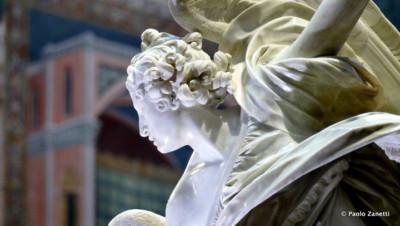 Duomo di Orvieto, Annunciazione di F. Mochi, XVI sec.