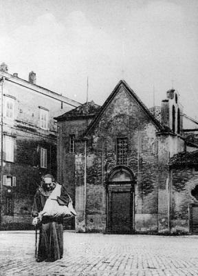 Chiesa di S. Rocco, inizio XX sec.